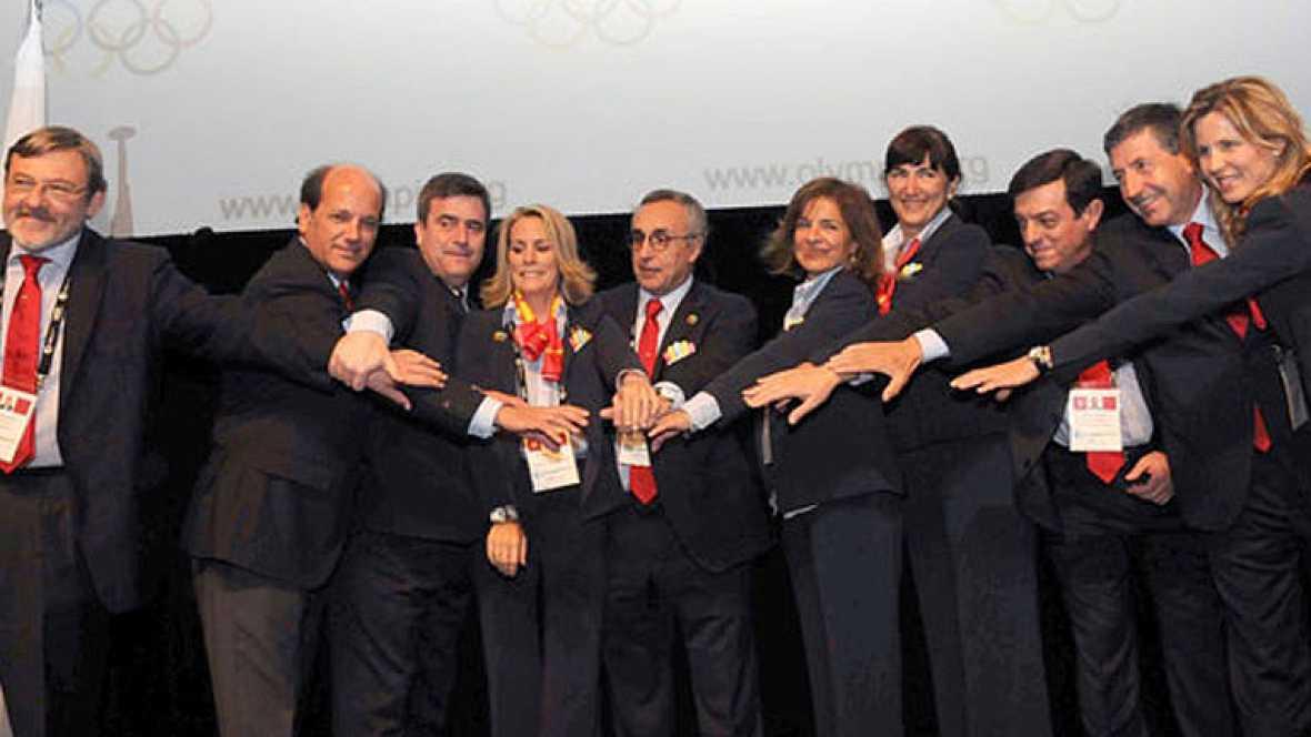 Madrid ya es ciudad candidata junto a Tokio y Estambul