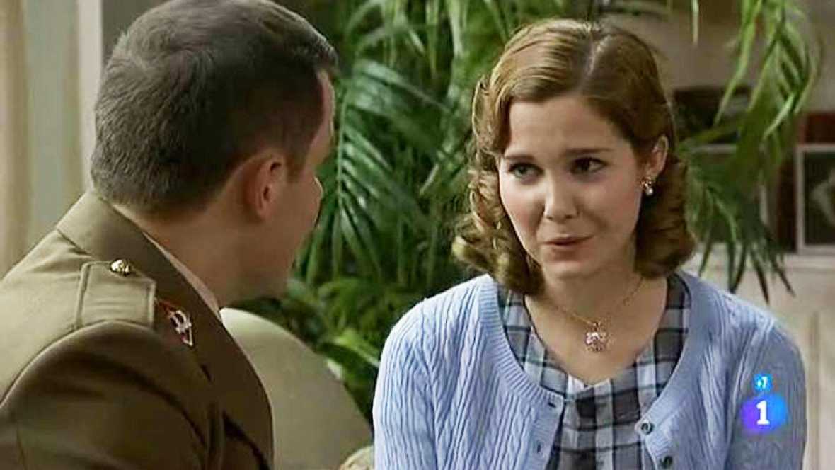 Amar - Cecilia retoma los preparativos de boda con Olavide