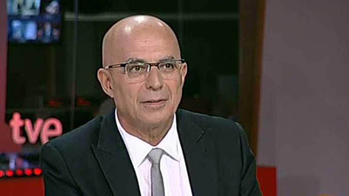 El vocal del CGPJ que informó sobre Carlos Dívar lamenta que la Fiscalía no investigué