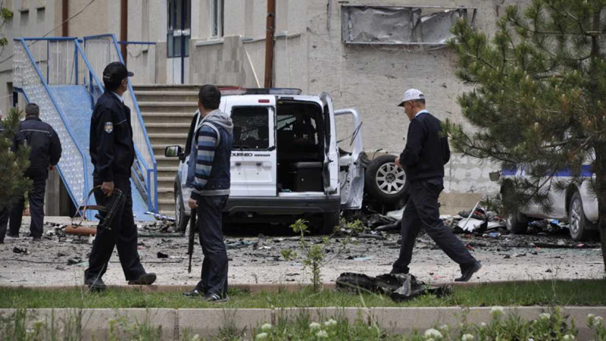 Mueren al menos 4 personas y 16 resultan heridas en un atentado con bomba en Turquía
