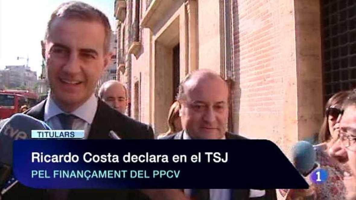 La Comunidad Valenciana en 2' - 25/05/12  - Ver ahora
