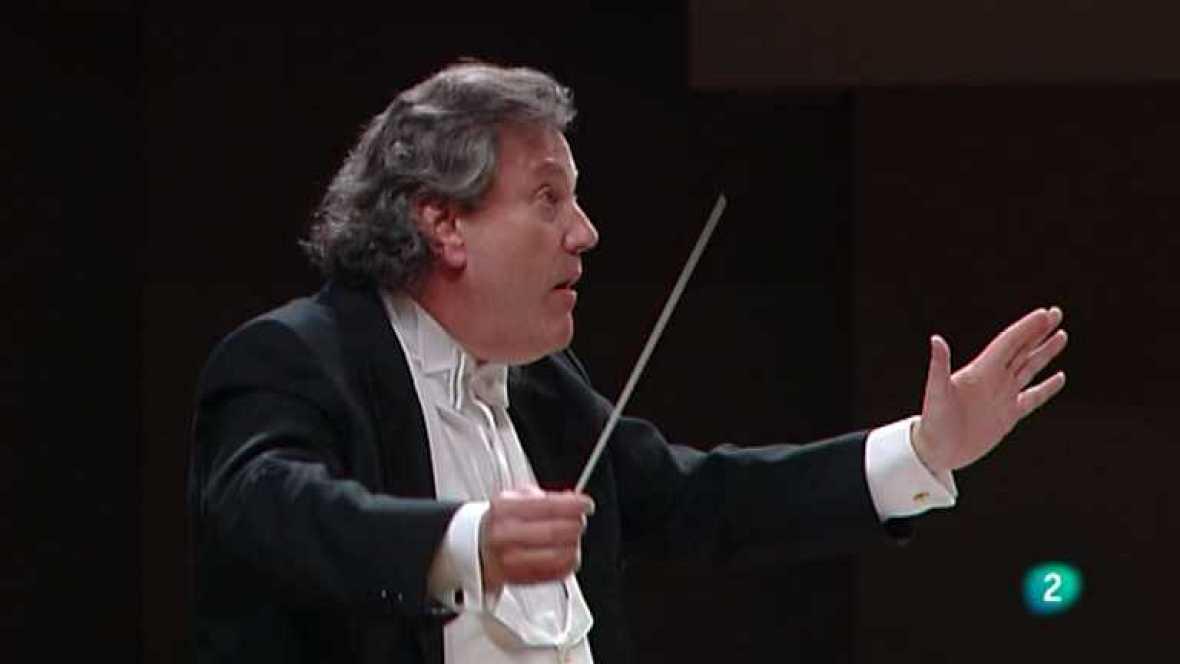 Los conciertos de La 2 - Ciclo Orquesta C.Madrid - Ver ahora