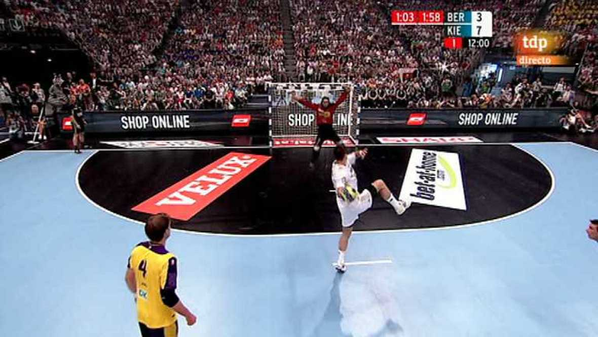 Balonmano - Liga de Campeones EHF. Final Four. 1ª semifinal. Füchse Berlín - THW Kiel - 26/05/12 - Ver ahora