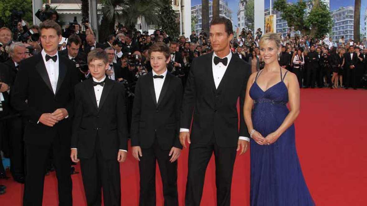 La penúltima alfombra roja de Cannes