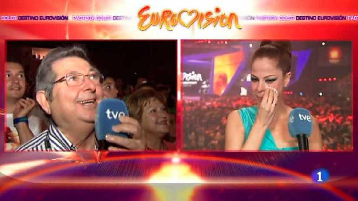 Pastora Soler: Destino Eurovisión (1) - Ver ahora