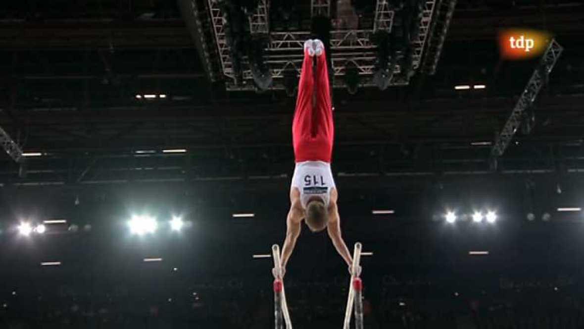Gimnasia artística - Campeonato de Europa. Equipos masculinos. Concurso completo - ver ahora