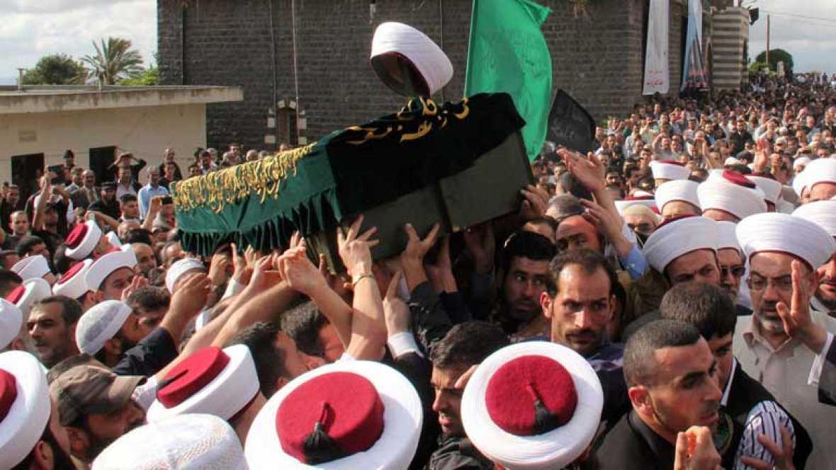 El régimen sirio niega estar detrás de la matanza de Húla