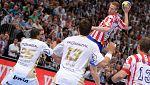 El BM Atlético de Madrid pierde ante el Kiel