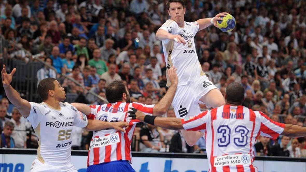 """El """"sueño imposible"""" del Balonmano Atlético de Madrid"""