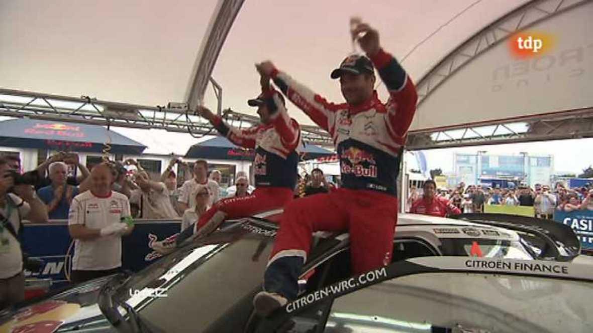 Automovilismo - Campeonato del mundo de Rallys - 27/05/12 - Ver ahora
