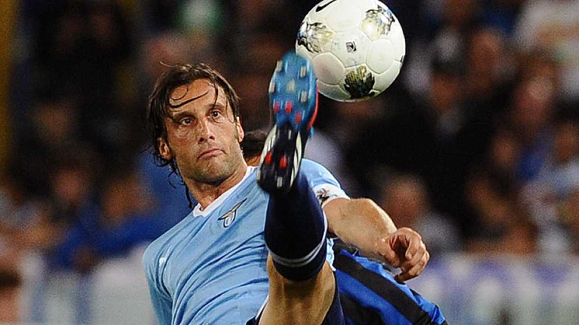 Detenido el capitán del Lazio por presunto amaño de partidos