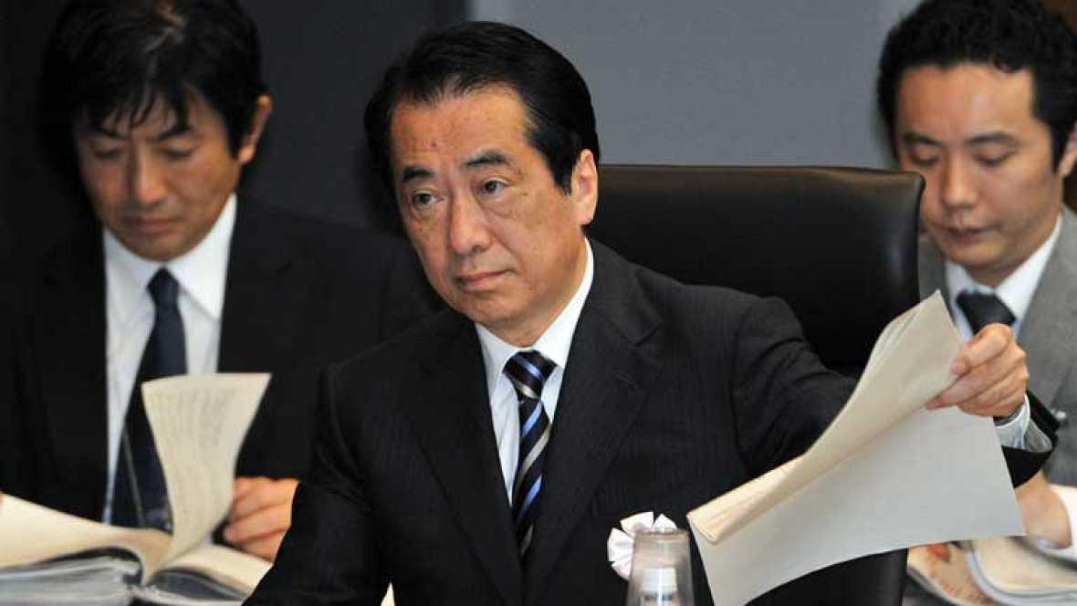 Naoto Kan, ex primer ministro de Japón ha pedido perdón por la gestión del accidente de Fukushima