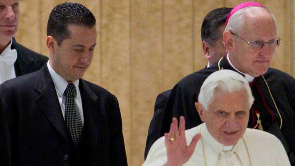 Investigan el entorno del mayordomo del Papa