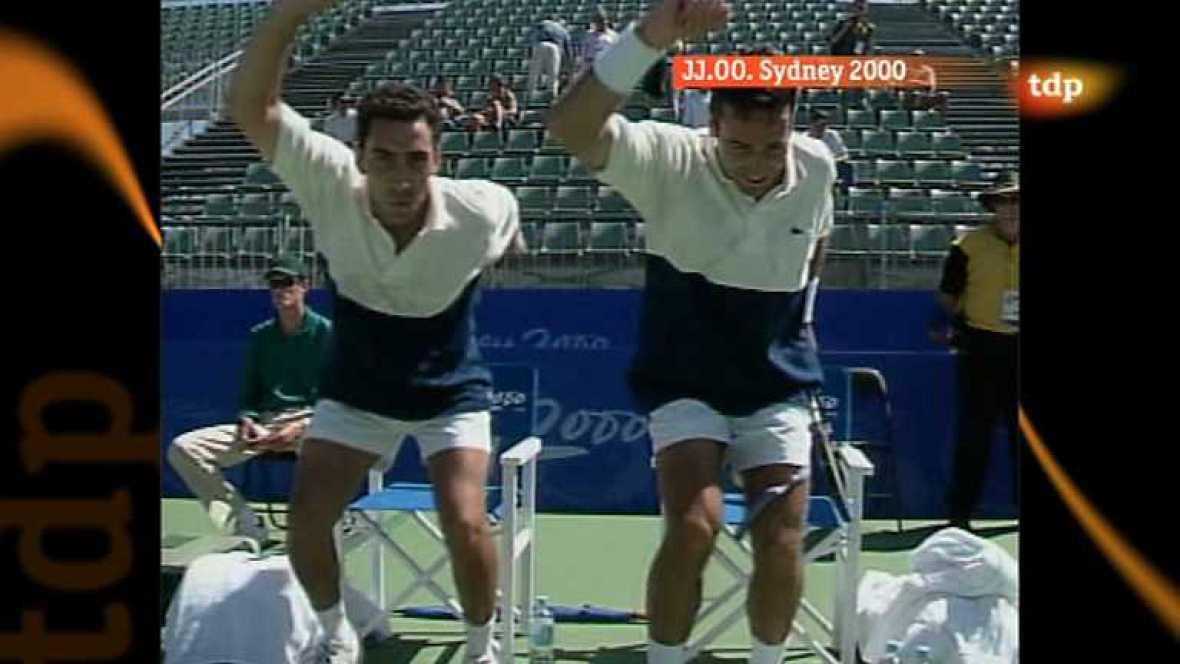 Londres en juego - Sidney 2000 - Tenis dobles masculinos - España-Sudáfrica - Ver ahora