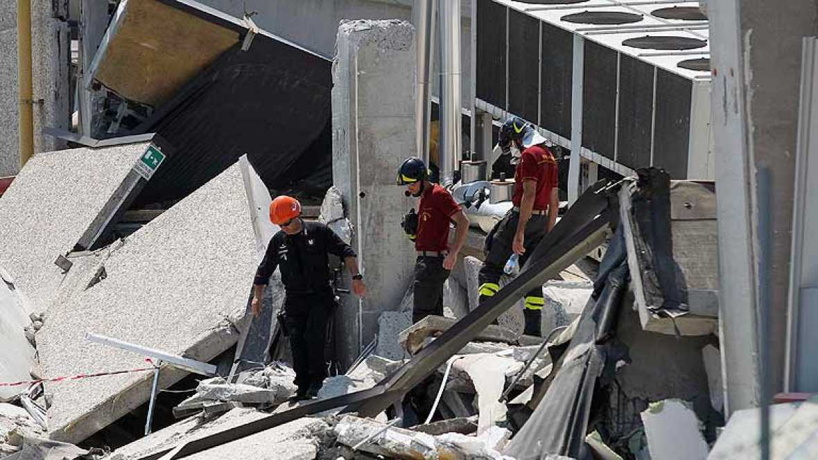 El sismólogo Emilio Carreño explica las circunstancias en las que ha ocurrido el terremoto de magnitud 5,8 de Módena. Señala que se ha infravalorado la peligrosidad sísmica de esta región italiana porque desde 1570 no sufría un terremoto de este tip