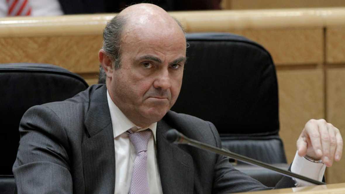 """De Guindos: """"Se va a recuperar todo el capital invertido en Bankia"""""""