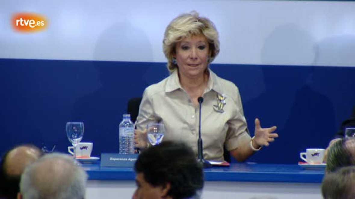 """Aguirre dice que """"se debe investigar y buscar responsabilidades"""" sobre Bankia"""