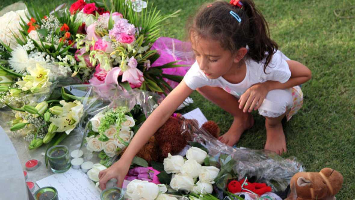 Esta tarde será el funeral de la pequeña que falleció en Catar
