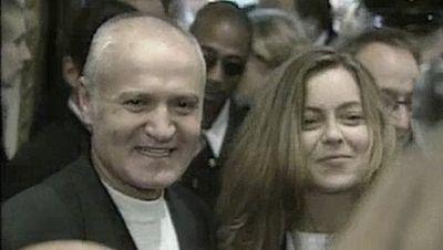 Gianni Versace, asesinado (1997)