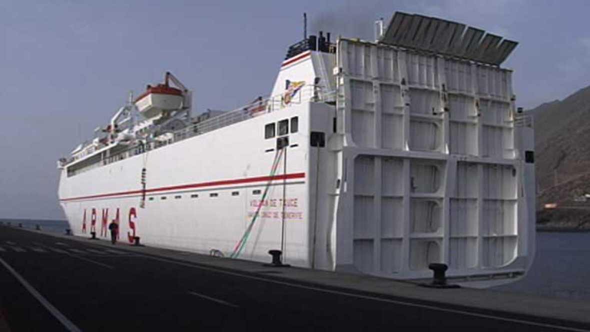El cabildo de El Hierro demanda mejores conexiones marítimas y de abastecimientos
