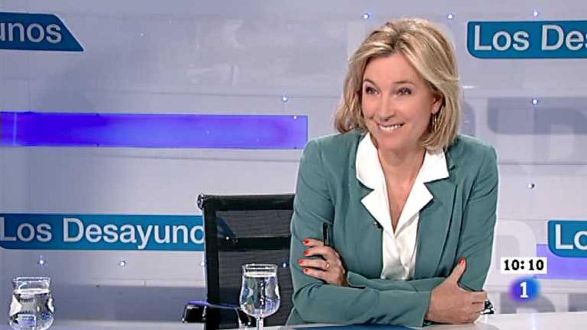 Los desayunos de TVE - María Dolores Dancausa, consejera delegada de Bankinter - Ver ahora