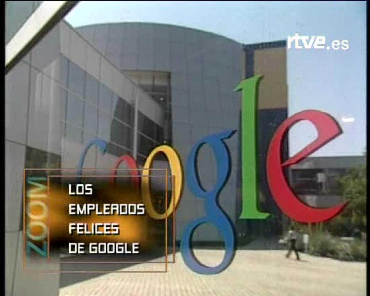 Google, la mejor empresa para trabajar (2007)
