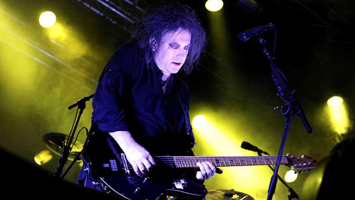 The Cure en el festival de música Primavera Sound en Barcelona