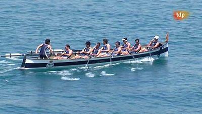Remo - Campeonato de España en banco fijo del Mediteráneo - Ver ahora