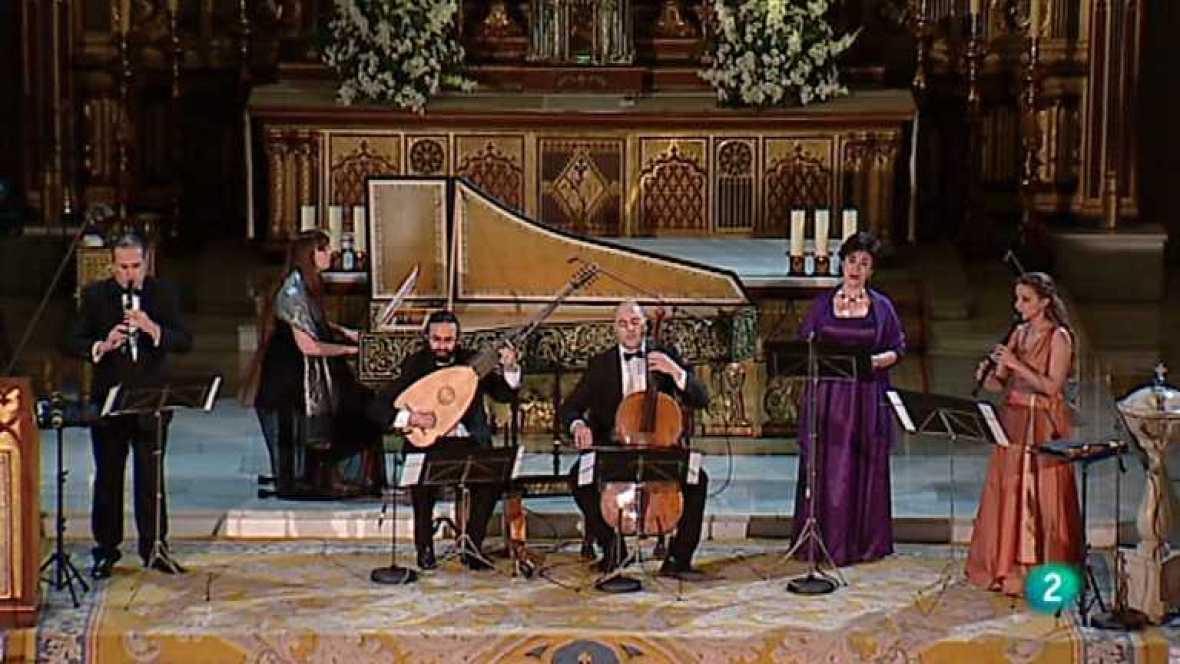 """Los conciertos de La 2 - Música barroca """"La Folía"""" - Ver ahora"""
