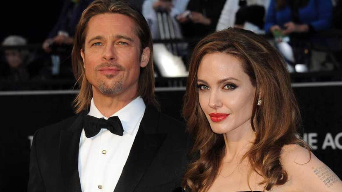 Los preparativos de la boda de Brad Pitt y Angelilna Jolie
