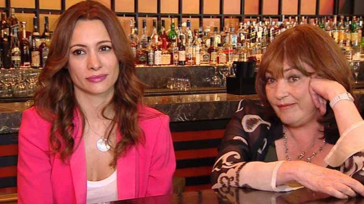 """Carmen Maura y Natalia Verbeke presentan """"Las chicas de la sexta planta"""""""