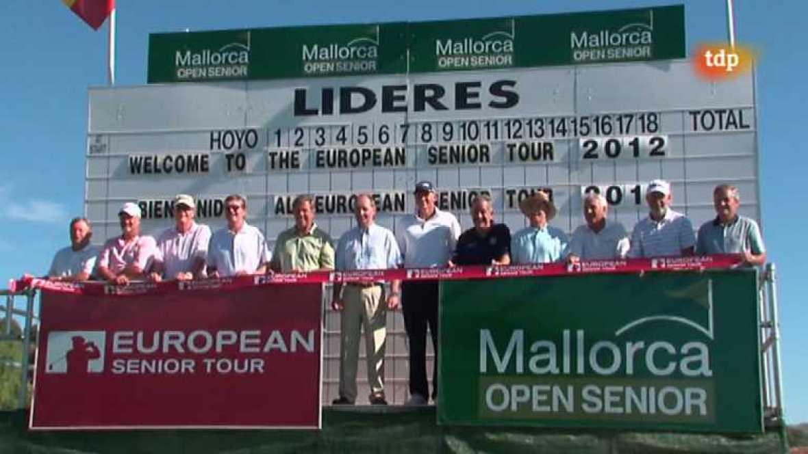 Golf - Mallorca Open Senior - ver ahora