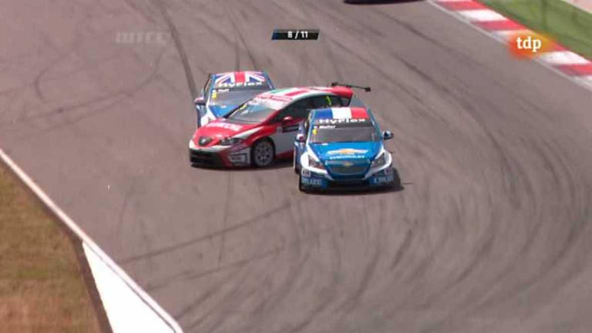 Automovilismo - WTCC GP Portugal - ver ahora
