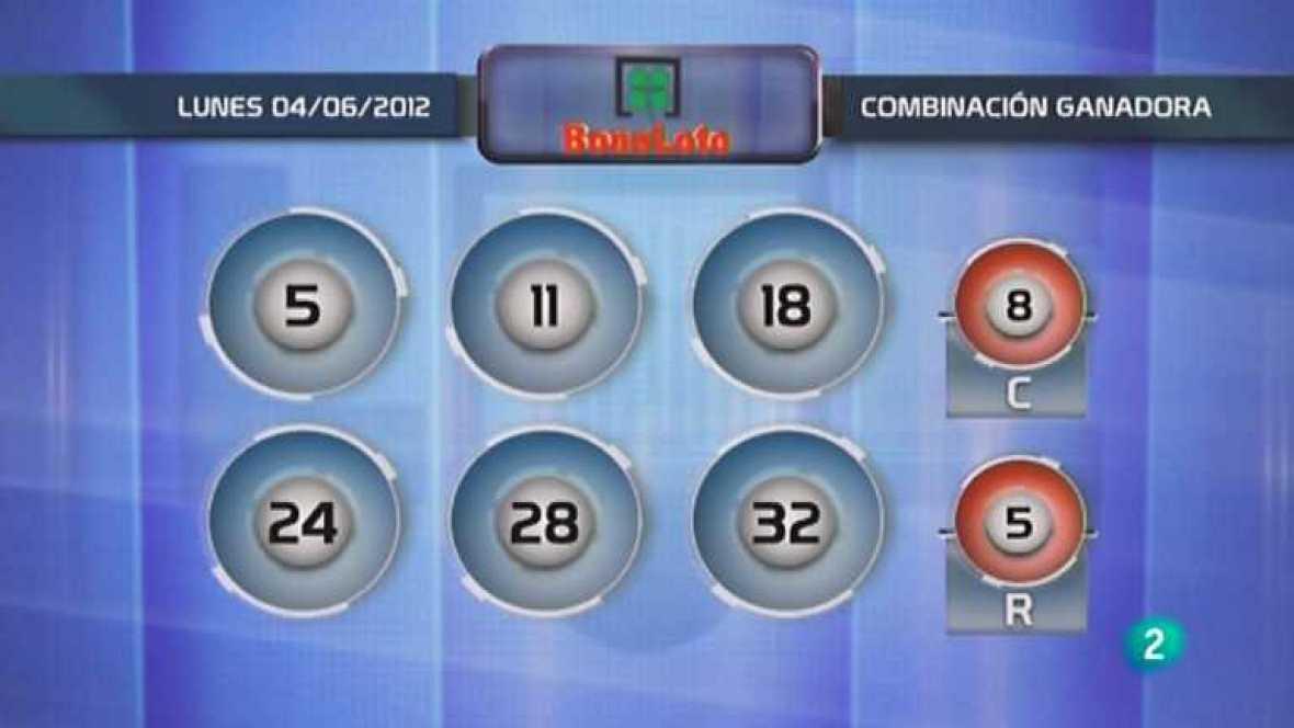 Lotería diaria - 04/06/12  - Ver ahora