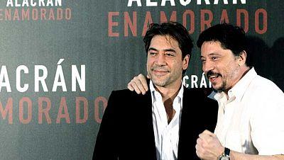 Javier Bardem protagoniza la película Alacrán enamorado