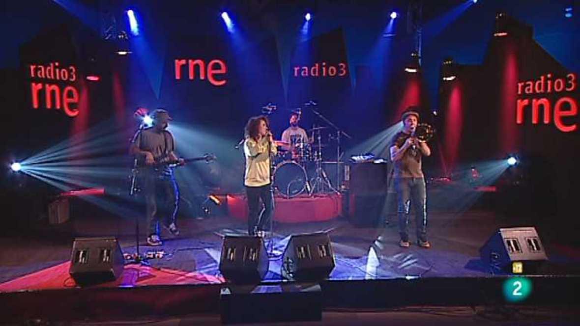 Los conciertos de Radio 3 - La Kinky Beat - Ver ahora