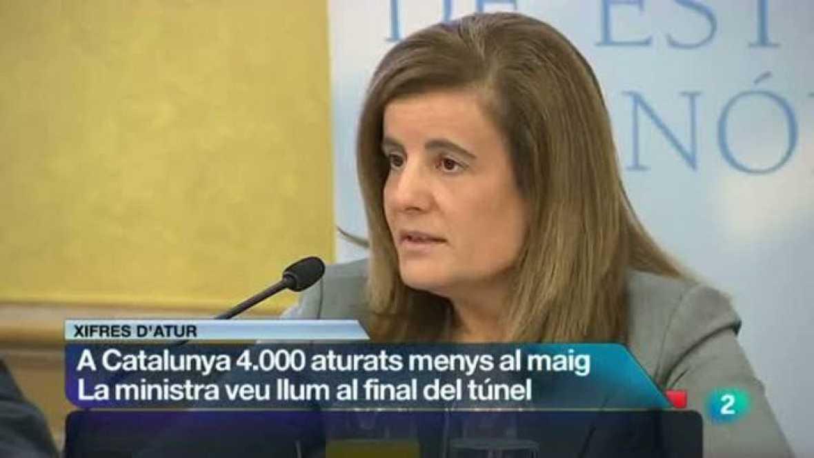 L'informatiu vespre - 04/06/2012