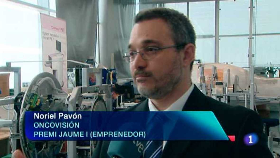 L'Informatiu - Comunitat Valenciana - 05/06/12 - Ver ahora