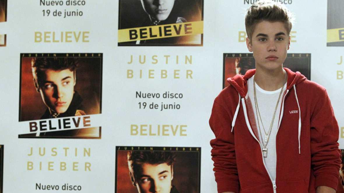 Locura por Justin Bieber