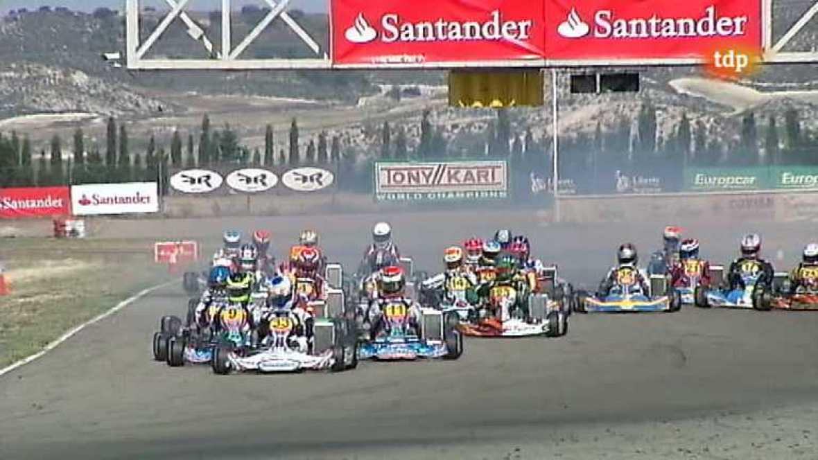 Karting - Campeonato de España - Ver ahora