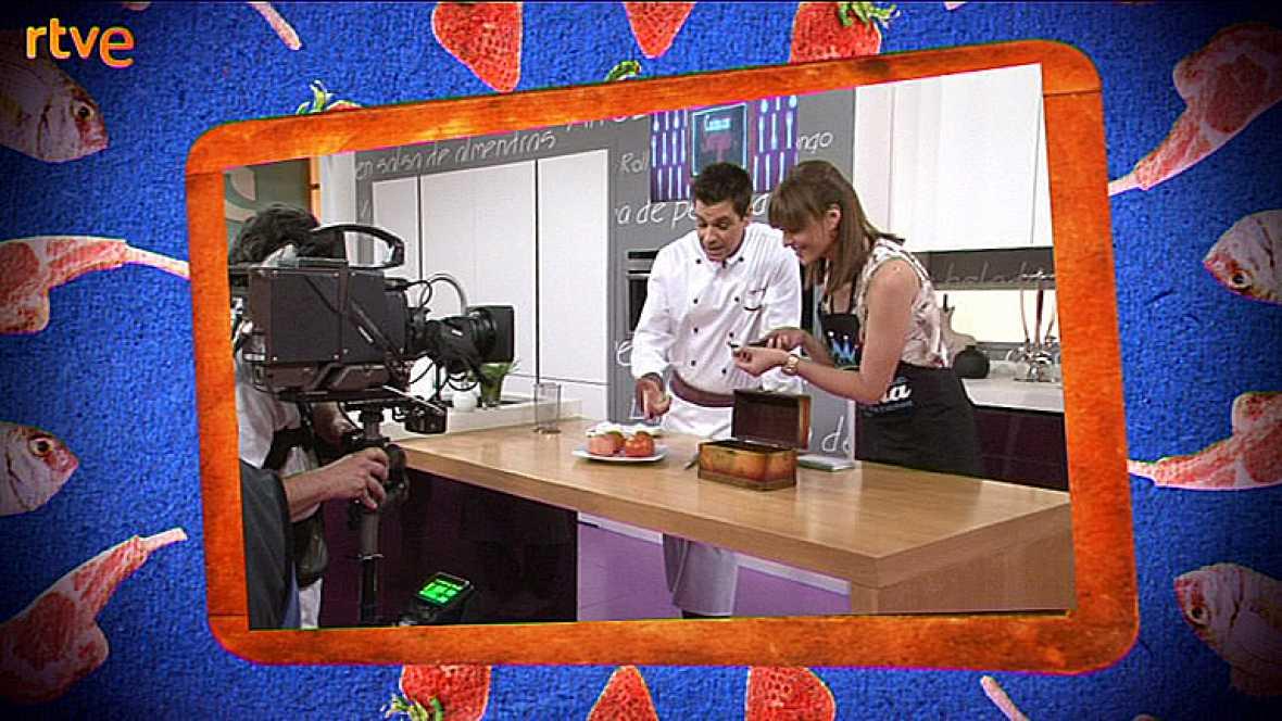 Tve estrena 39 cocina con sergio 39 - Cocina con sergio pepa ...