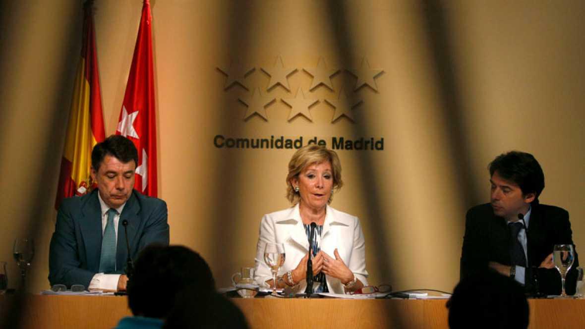 El Gobierno de la Comunidad de Madrid aprueba un ajuste de 1.000 millones de euros