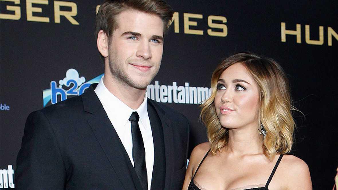 Corazón - Miley Cyrus anuncia su compromiso de boda