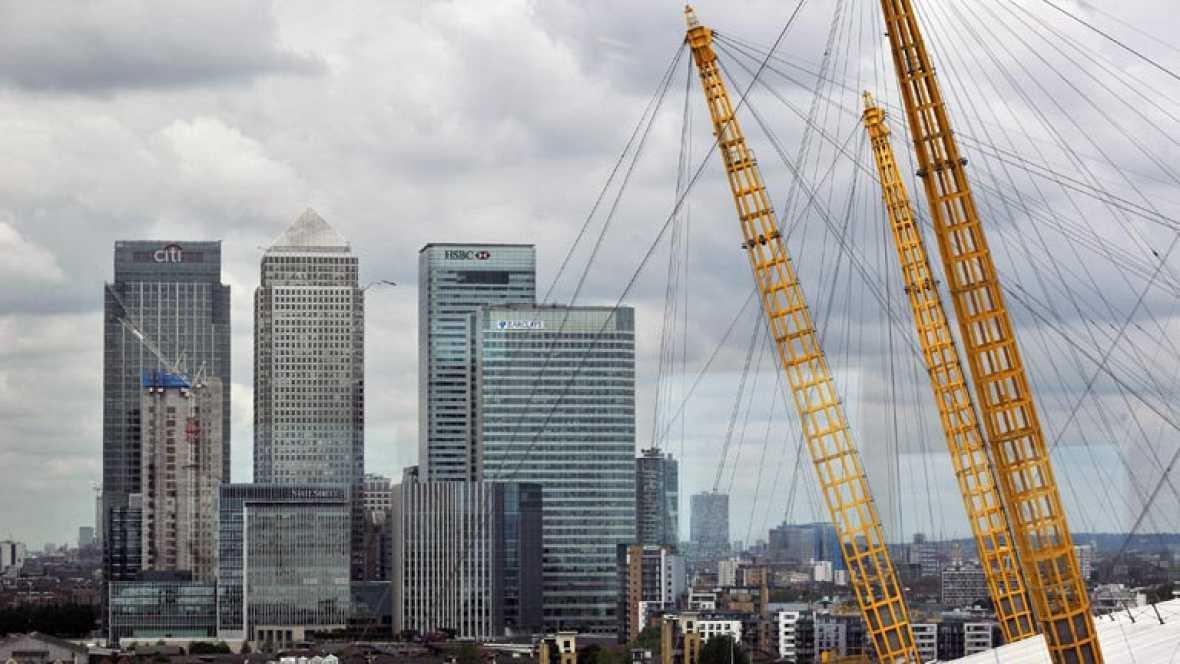 Nubes sobre los Juegos de Londres 2012