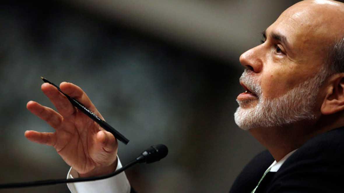 Bernanke destaca que la Fed está lista para actuar y subraya la importancia de estabilizar la zona euro