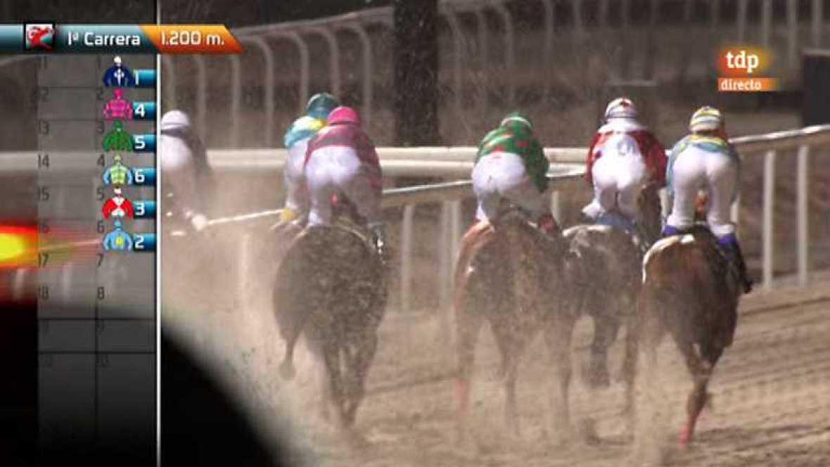 Turf - Carreras de caballos - 07/06/12 -  Ver ahora