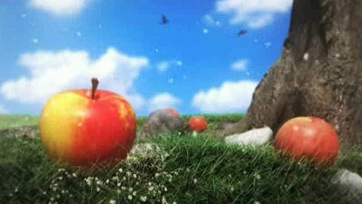 La Manzana de Newton.