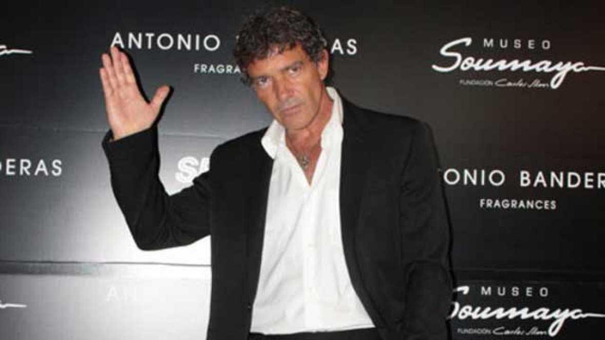 Más Gente - Antonio Banderas nos desvela el secreto de su felicidad con Melanie Griffith
