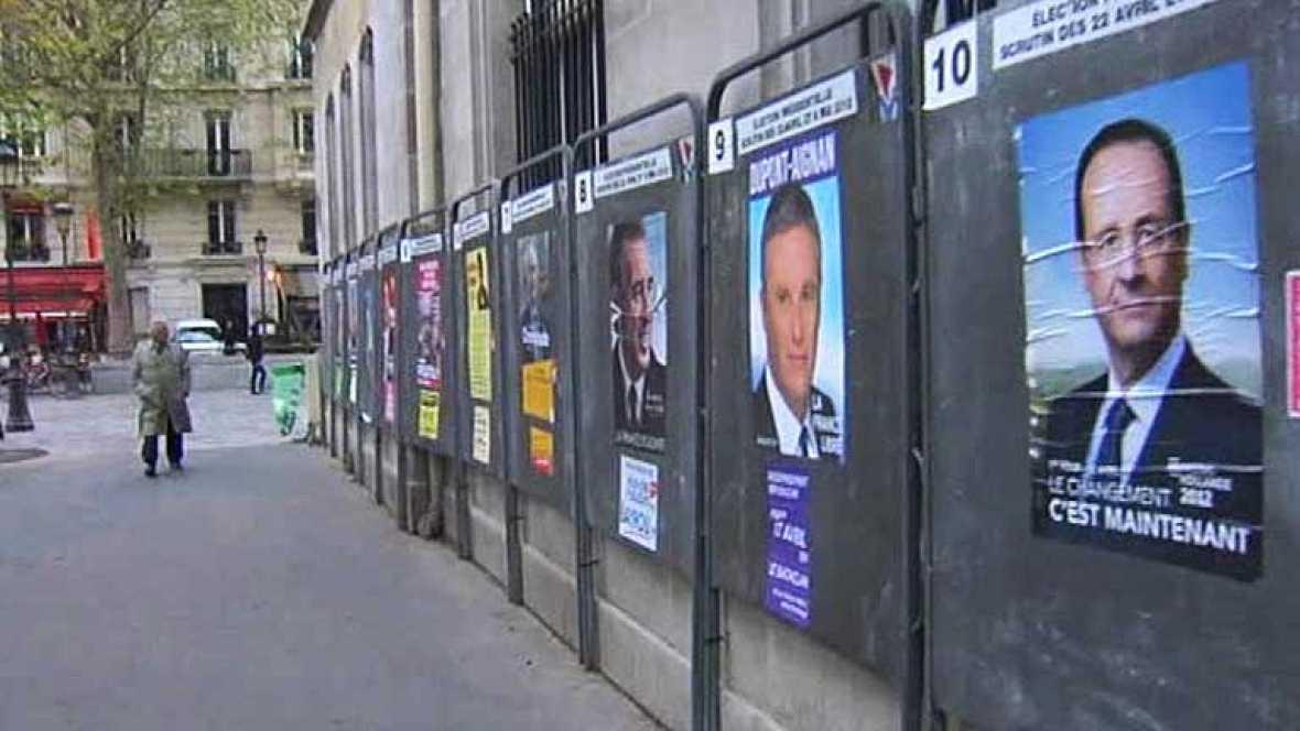 Francia celebra este domingo la primera vuelta de las elecciones legislativas