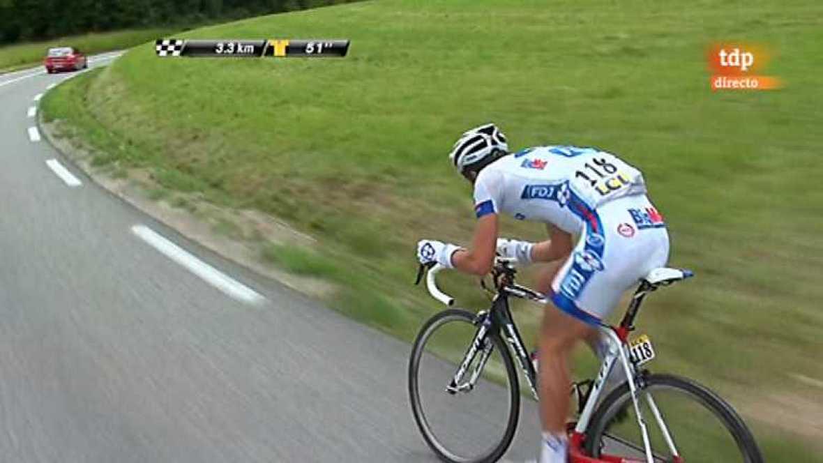 Ciclismo - Dauphiné Liberé. Quinta etapa - 08/06/12 - Ver ahora